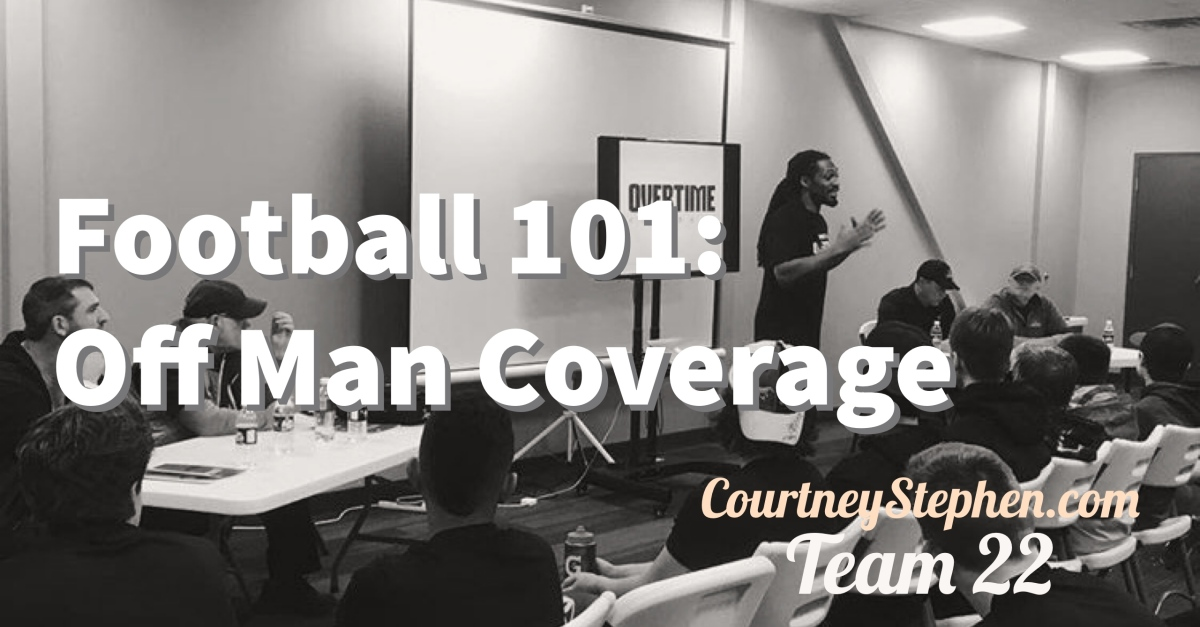 Football 101: Off Man Coverage