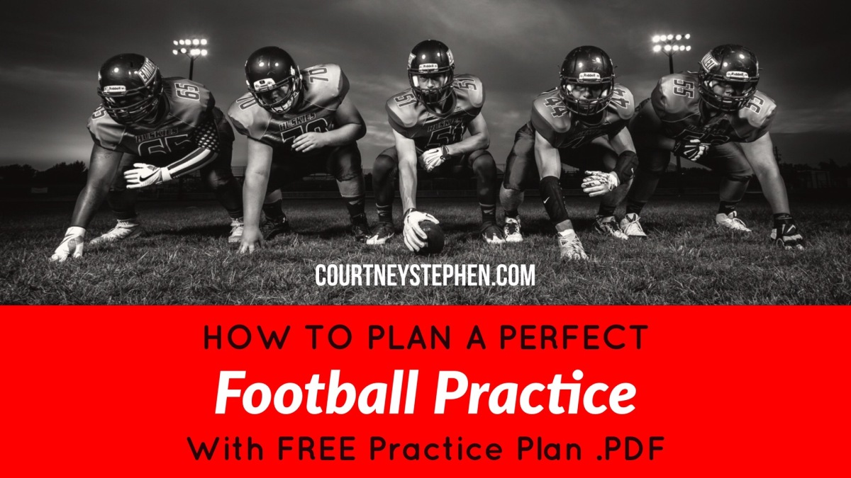 The 7 Period System: How to Plan a Perfect Football Practice (with .PDF Template)